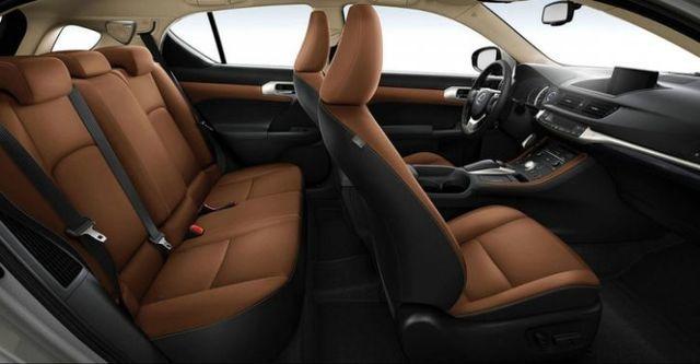 2014 Lexus CT 200h菁英版  第7張相片