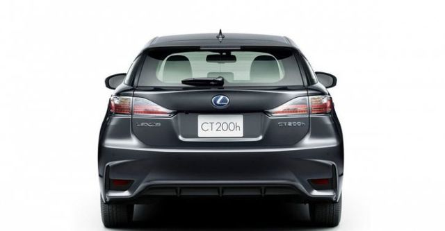 2014 Lexus CT 200h豪華版  第4張相片