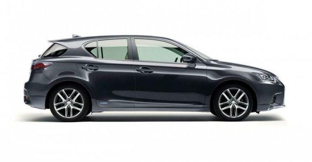2014 Lexus CT 200h頂級Navi版  第3張相片