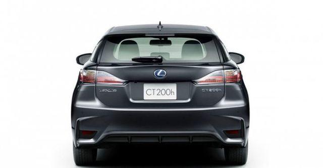 2014 Lexus CT 200h頂級Navi版  第4張相片