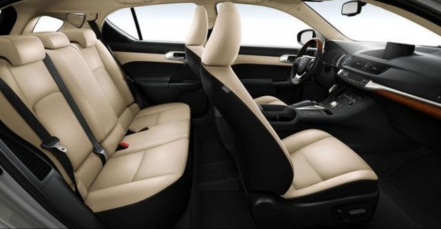 2014 Lexus CT 200h頂級Navi版  第5張相片