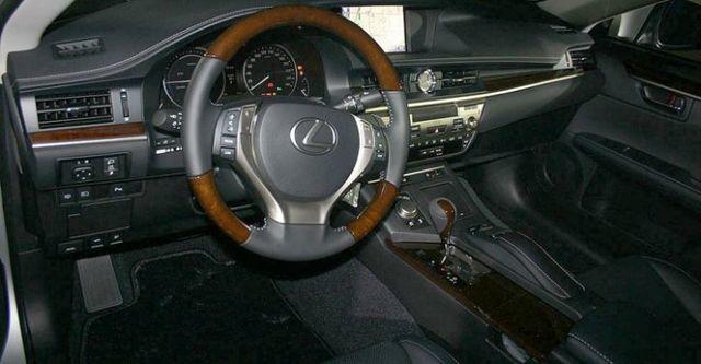 2014 Lexus ES 250豪華版  第5張相片