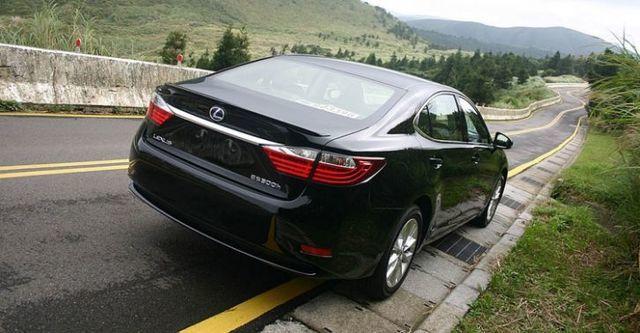2014 Lexus ES 300h豪華版  第2張相片