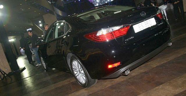 2014 Lexus ES 350旗艦版  第3張相片