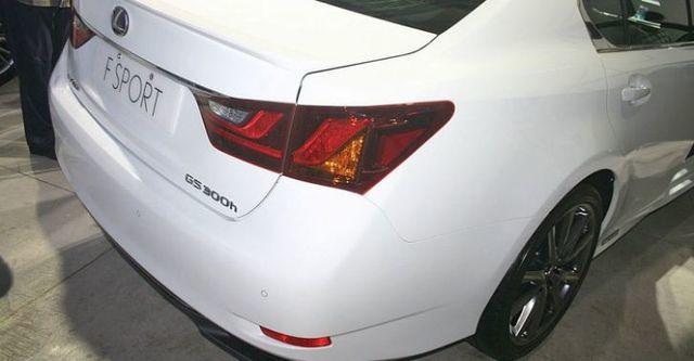 2014 Lexus GS 300h F Sport版  第3張相片