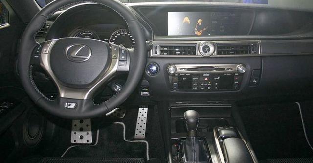 2014 Lexus GS 300h F Sport版  第4張相片