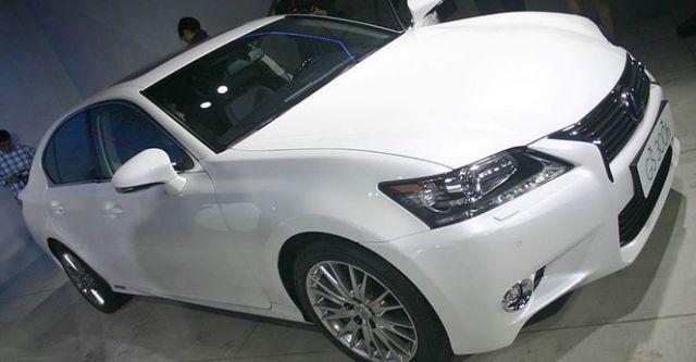 2014 Lexus GS 300h豪華版  第1張相片