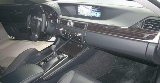 2014 Lexus GS 300h豪華版  第4張相片
