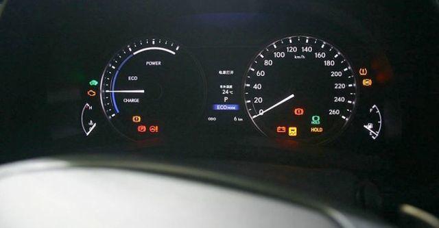 2014 Lexus GS 300h豪華版  第8張相片