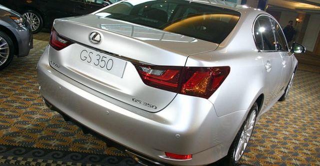 2014 Lexus GS 350頂級版  第2張相片
