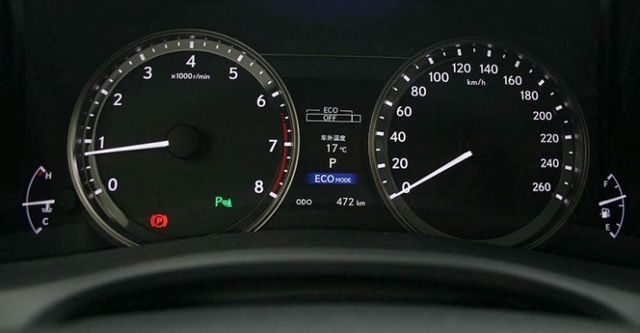 2014 Lexus GS 350頂級版  第10張相片