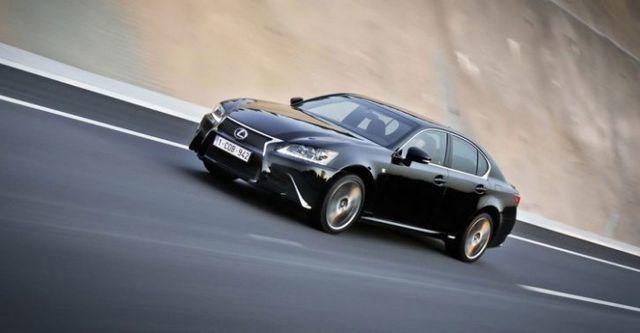 2014 Lexus GS 450h F Sport版  第3張相片
