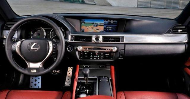 2014 Lexus GS 450h F Sport版  第9張相片