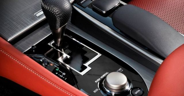 2014 Lexus GS 450h F Sport版  第10張相片