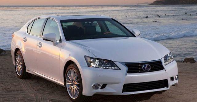 2014 Lexus GS 450h頂級版  第1張相片