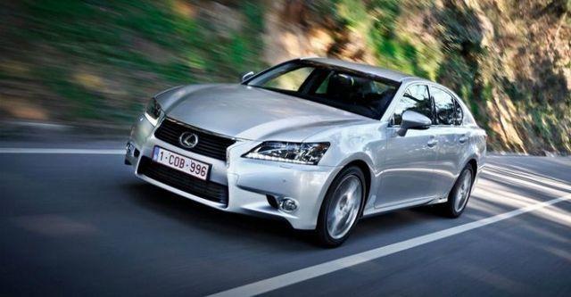 2014 Lexus GS 450h頂級版  第3張相片