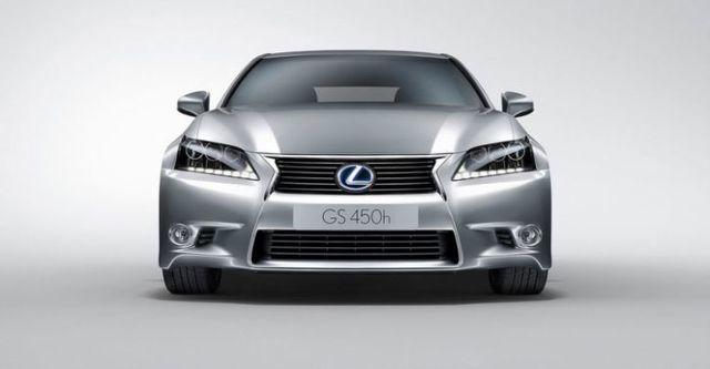 2014 Lexus GS 450h頂級版  第5張相片