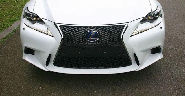 2014 Lexus IS 250 F Sport Navi版  第4張相片
