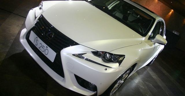 2014 Lexus IS 250頂級Navi版  第1張相片