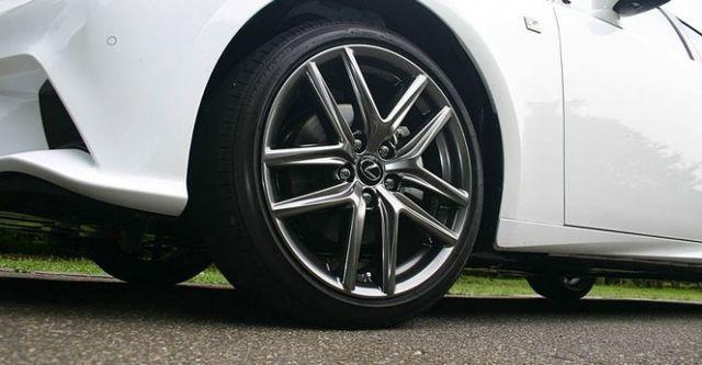 2014 Lexus IS 300h F Sport版  第3張相片