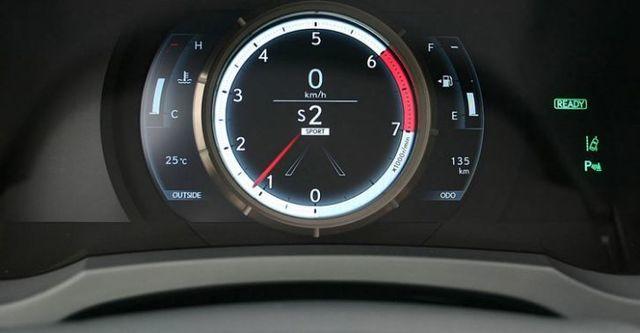2014 Lexus IS 300h F Sport版  第7張相片