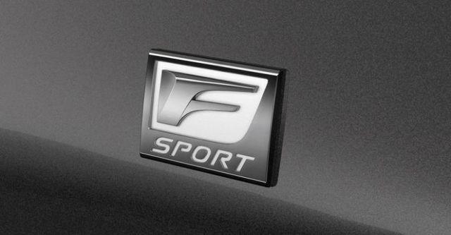 2014 Lexus LS 460 F-Sport  第5張相片
