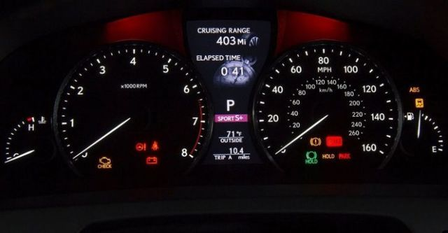 2014 Lexus LS 460 F-Sport  第10張相片