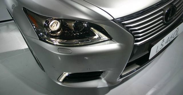 2014 Lexus LS 460L頂級版  第2張相片