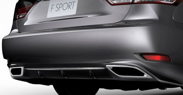 2014 Lexus LS 600h F-Sport  第2張相片