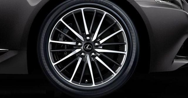 2014 Lexus LS 600h F-Sport  第4張相片