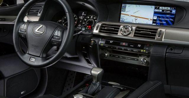 2014 Lexus LS 600h F-Sport  第9張相片