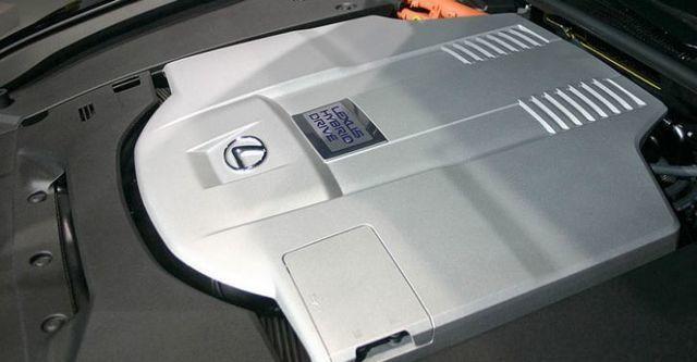 2014 Lexus LS 600h F-Sport  第10張相片