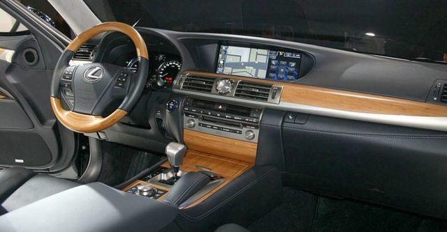 2014 Lexus LS 600hL OTTOMAN  第4張相片