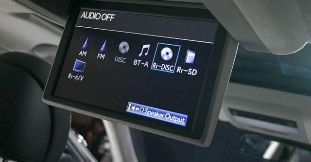 2014 Lexus LS 600hL OTTOMAN  第10張相片