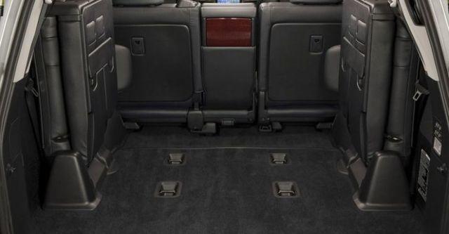 2014 Lexus LX 570車頂置物架版  第6張相片