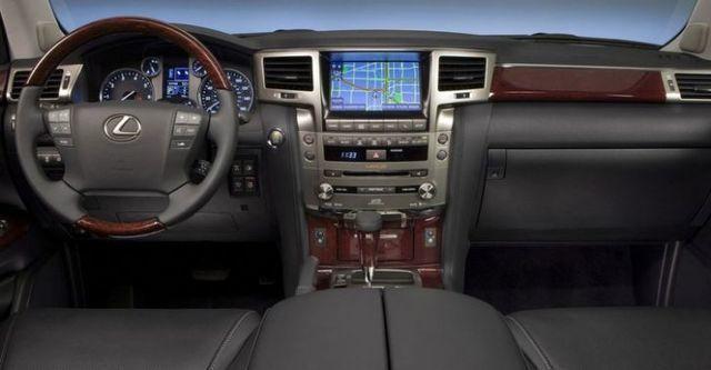 2014 Lexus LX 570車頂置物架版  第7張相片