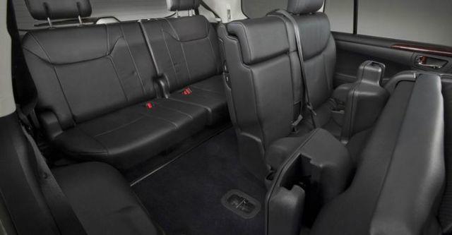 2014 Lexus LX 570車頂置物架版  第9張相片