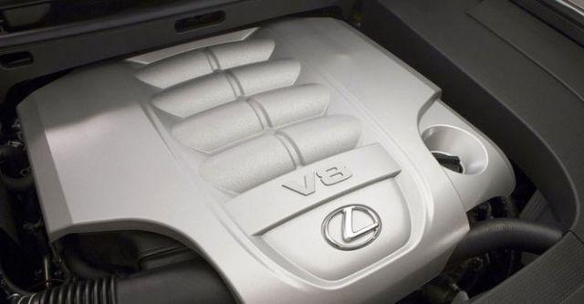 2014 Lexus LX 570車頂置物架版  第10張相片
