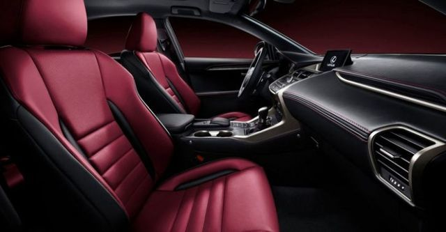 2014 Lexus NX 300h F Sport版  第9張相片
