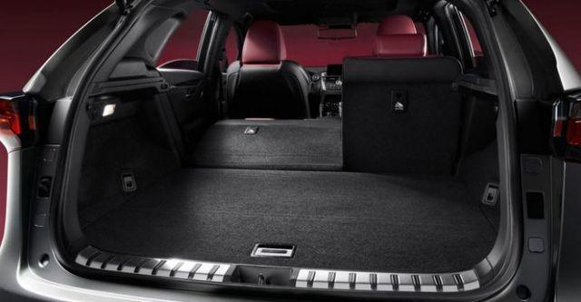 2014 Lexus NX 300h全景天窗AWD F Sport版  第9張相片