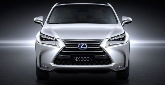 2014 Lexus NX 300h全景天窗旗艦版  第1張相片
