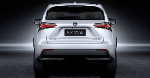 2014 Lexus NX 300h全景天窗旗艦版  第2張相片