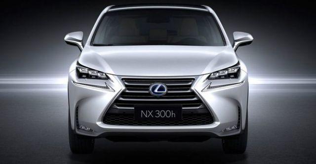 2014 Lexus NX 300h旗艦版  第4張相片