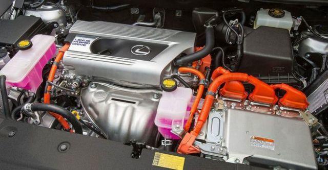 2014 Lexus NX 300h頂級版  第9張相片