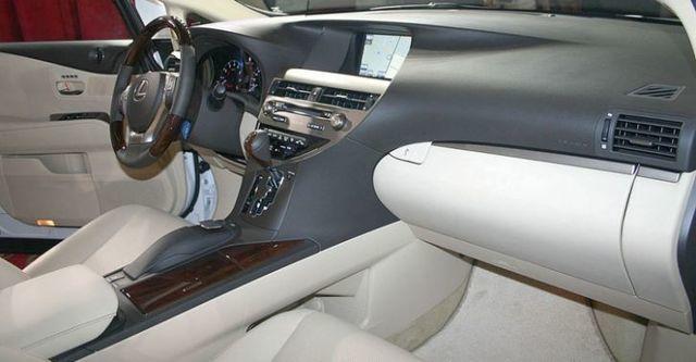 2014 Lexus RX 270豪華版  第7張相片