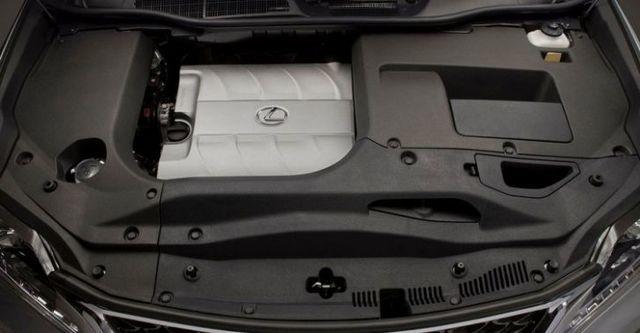 2014 Lexus RX 350 F-Sport  第9張相片