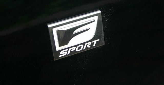 2014 Lexus RX 450h F-Sport  第5張相片