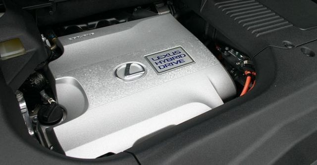 2014 Lexus RX 450h F-Sport  第6張相片