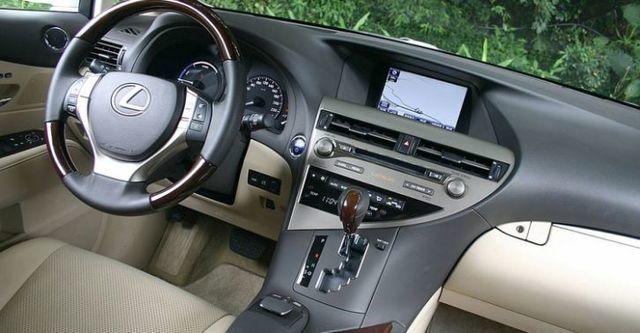 2014 Lexus RX 450h豪華版  第5張相片