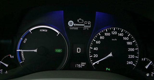 2014 Lexus RX 450h豪華版  第10張相片